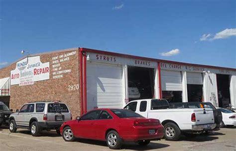 hondoworks auto repair balch springs mechanic shop