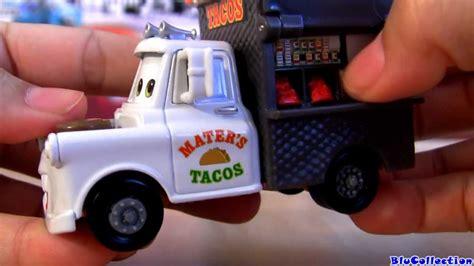 cars  taco truck mater  diecast mattel disney pixar