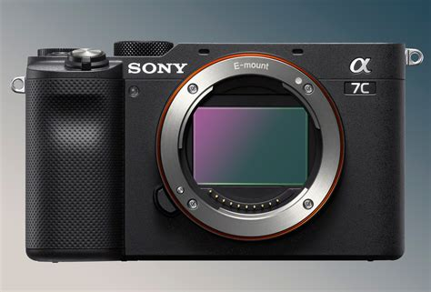 Sony A7C review - preview - | Cameralabs