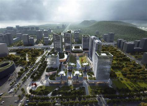 Zhuhai Hengqin International Hi-Tech Innovation Park ...