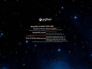 mashababko: Wallpaper Python
