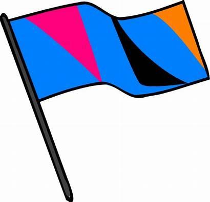 Guard Flag Clip Clipart Winter Colorguard Cliparts