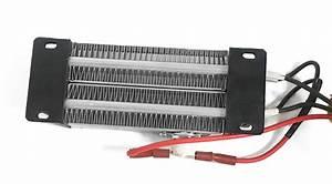 Insulated Incubator Electric Heater 72v 500w 140 51mm Ptc