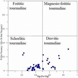 A    Na X  Fe Mg  Diagram Shows