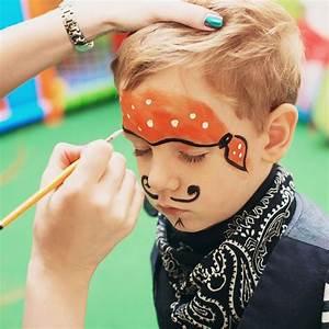 Maquillage Simple Enfant : 2 id es maquillage de carnaval pour les enfants la belle adresse ~ Melissatoandfro.com Idées de Décoration