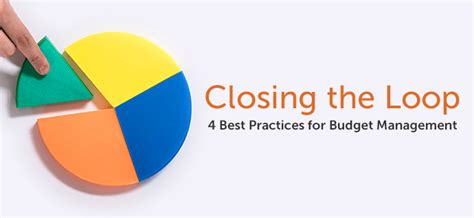 closing  loop   practices  budget management