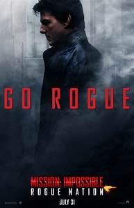 Mission: Impossible 5 Posters Tease New and Familiar Faces ...