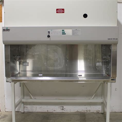 nuaire biological safety cabinet refurbished nuaire nu 440 600 series 17 6 39 biological