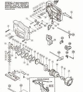 Makita 4303c Parts