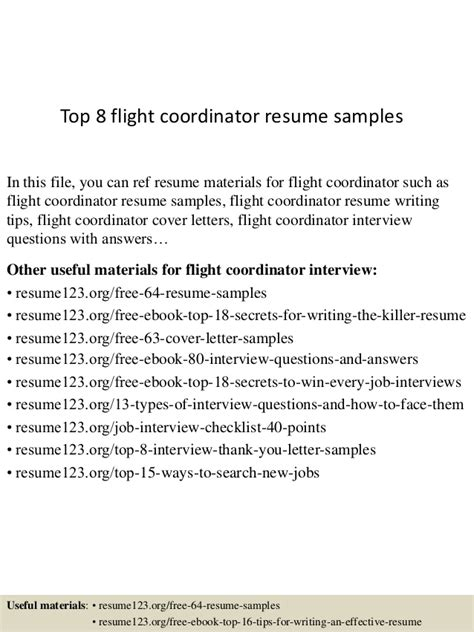 flight coordinator cover letter flight coordinator cover letter sarahepps