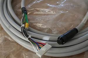 Furuno Radar Cable Mj-a10spf0009-100 10 Meters