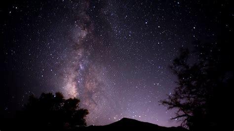 Big Bend Star Gazing Milky Way Timelapse Youtube
