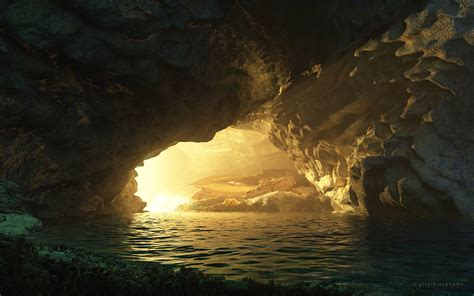 the cave and the light beautiful caves hd wallpapers high resolution all hd