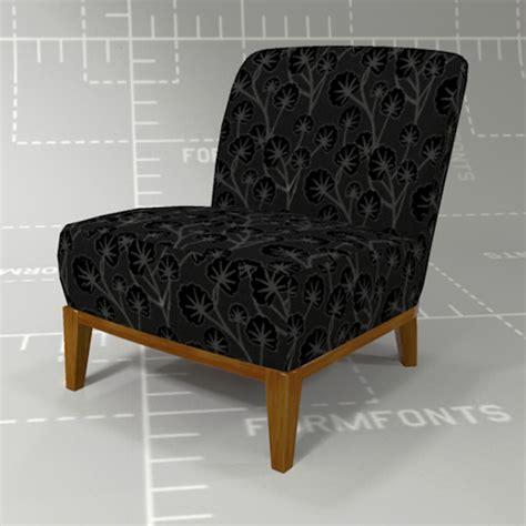 Ikea Stuhl Stockholm by Ikea Stockholm Chair 3d Model Formfonts 3d Models Textures