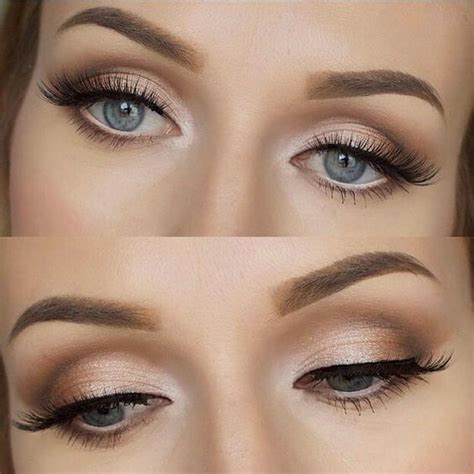 491 Best Images About Wedding Makeup On Pinterest