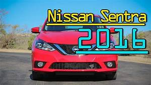 2016 Nissan Sentra 6 Speed Manual Or  Cva  Review