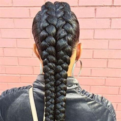 two braids hairstyles ideas trending in november 2019