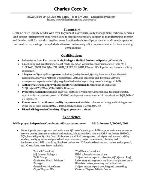 cocoa database forms coco quality management resume dec102014
