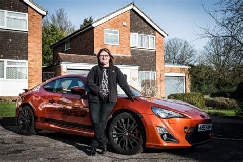 modified toyota gt86 toyota stories midwife faith meaney and her modified