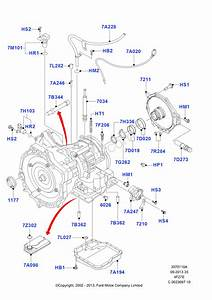 Transmission External Components Ford Focus 1998