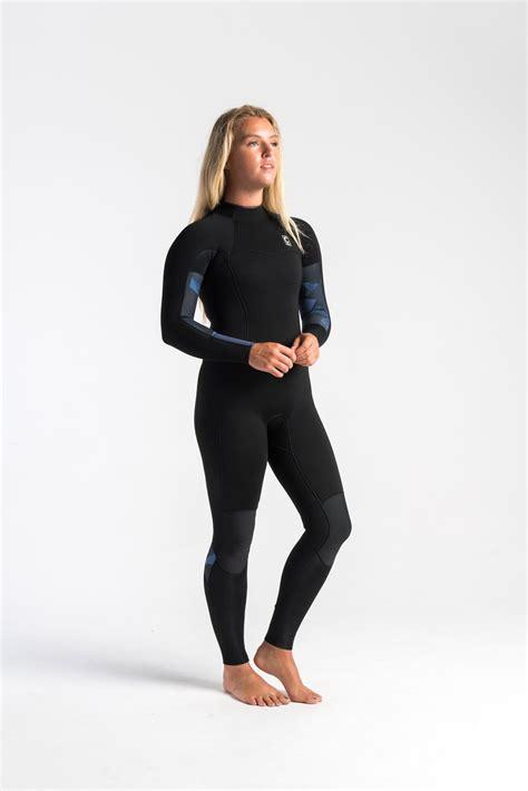 C-Skins Solace 4mm Womens Back Zip Wetsuit 2021   Wetsuit ...