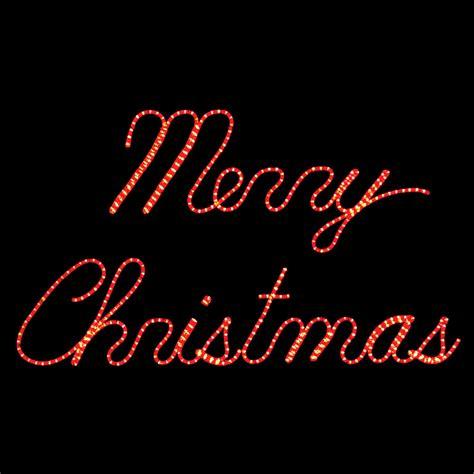merry christmas lighted sign 39 merry christmas 39 led light display 11 8 39 w
