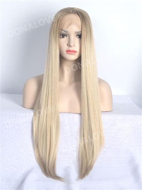 braun blond ombre braun ombr 233 blond lace front synthetische per 252 cke sny108 synthetische per 220 cken donalovehair