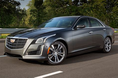 2017 Cadillac Cts Vsport Premium Luxury Pricing For