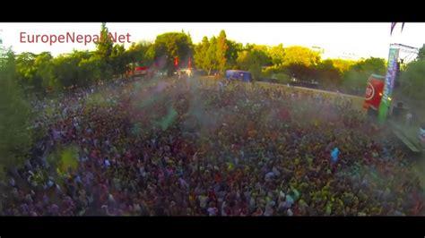 Happy Holi 2014 promo By Europe Nepal.Net - YouTube