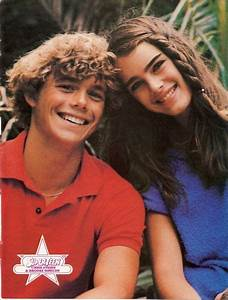 Pics For > Brooke Shields And Christopher Atkins 1980