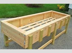 Above Ground Planter Boxes Planter Boxes Standing Height