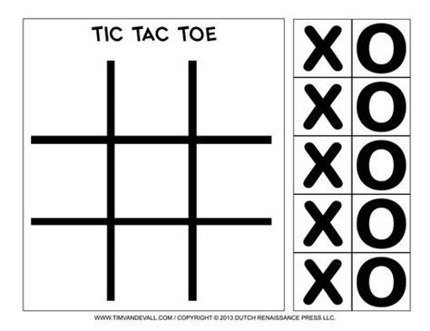 Tic Tac Toe Template Powerpoint Costumepartyrun
