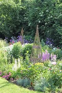 Cottage Garten Anlegen : rankhilfe kapuzinerkresse garten cottage garten garten und garten ideen ~ Orissabook.com Haus und Dekorationen