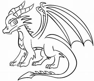 Cool Easy Drawings Of Dragons | fashionplaceface ...