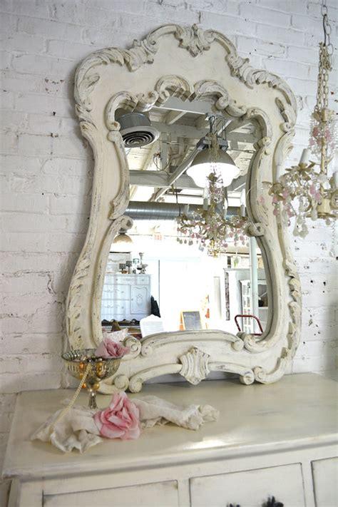 mirrors shabby chic shabby chic mirror