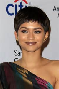 zendaya hairstyles zendayas  wigs hairdos