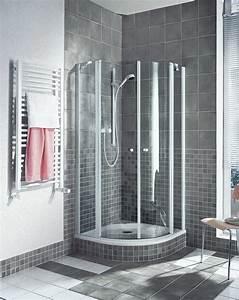 Duschkabine 175 Cm Hoch : kermi ibiza 2000 runddusche mit pendelt ren klarglas hell ~ Michelbontemps.com Haus und Dekorationen