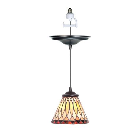 worth home products instant pendant series light polished