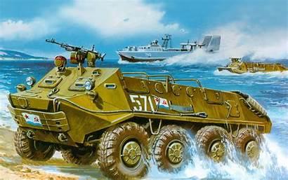 Soviet Military Vehicle Vehicles Wallpapers Desktop Apc