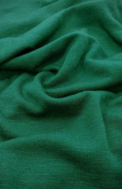 Emerald Wool Merino Neck Cowl Sleeveless Pure