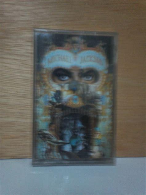 Michael Jackson Dangerous Cassette by Michael Jackson Dangerous Cassette 350 00 En