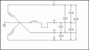 480v 208v 3 Phase Transformer Wiring Diagram