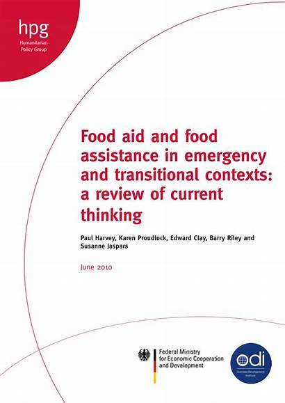Transitional Contexts Assistance Aid Emergency Thinking Current