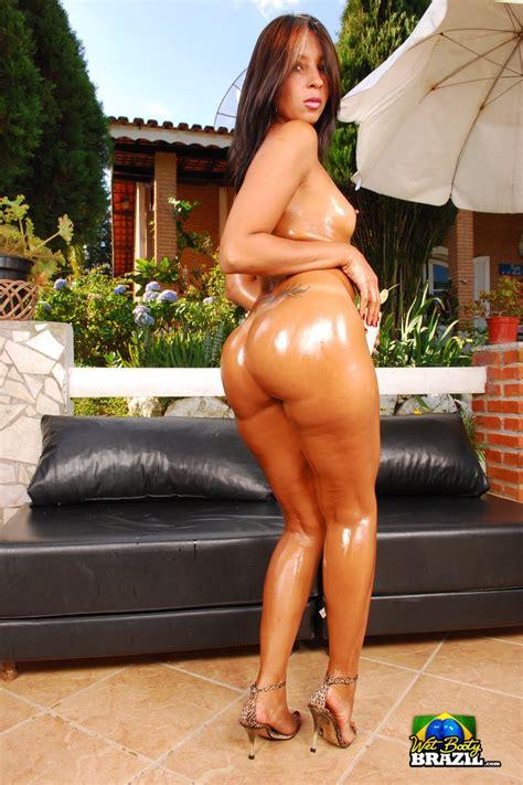 Oiled Brazilian Asd Mrbamboo