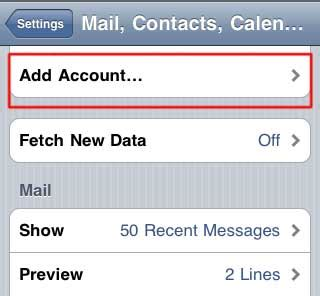 gmail settings for iphone setting up push notification for gmail in iphone