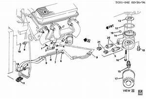 Chevrolet C1500 Hose  Engine Oil Cooler  Otlttw  Wclip