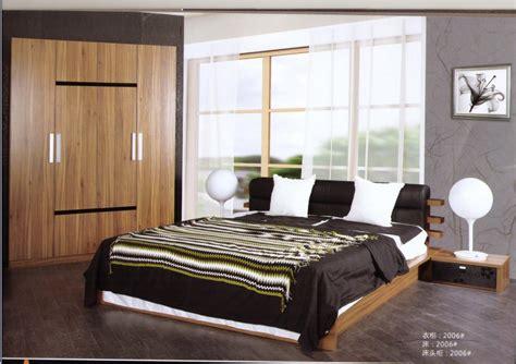 ensemble chambre coucher ensemble de chambre à coucher en bois de noix moderne htm