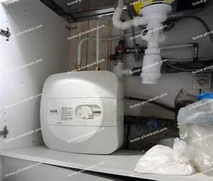 Chauffe Eau Electrique Sous Evier : forum plomberie vidanger petit chauffe eau lectrique ~ Dailycaller-alerts.com Idées de Décoration