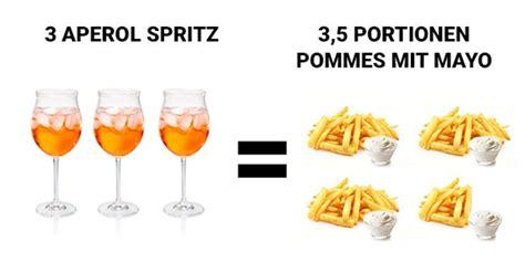 dickmacher im vergleich  viele kalorien hat alkohol