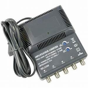 Amplificateur Antenne Tv : amplificateurs d 39 antennes comparez les prix pour ~ Premium-room.com Idées de Décoration
